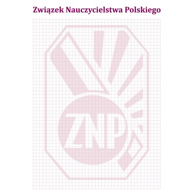 Notes, bloczek ZNP